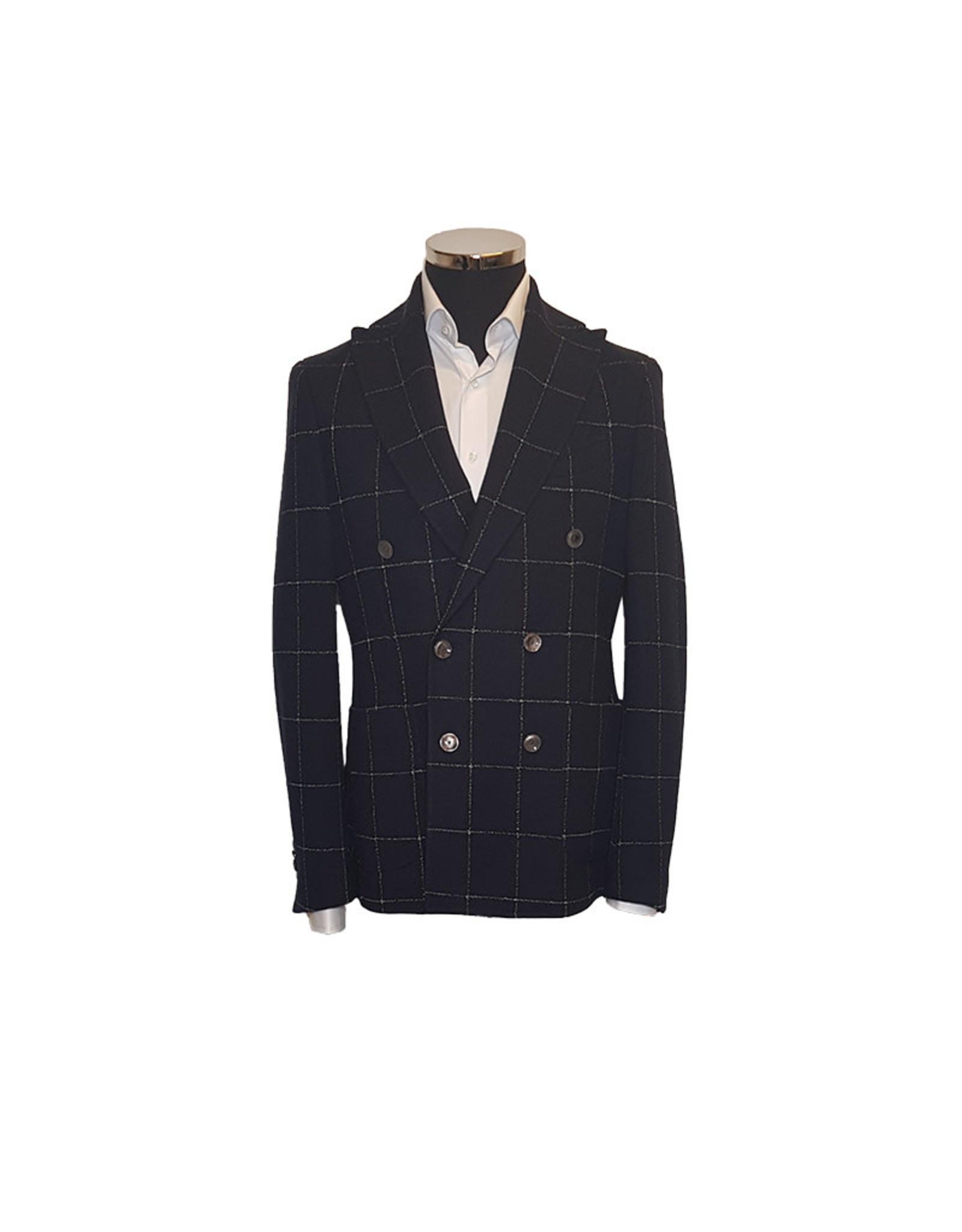 Latorre Gabiati vest blauw Ischia JA1083