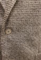 Lubiam Lubiam vest grijs 65095