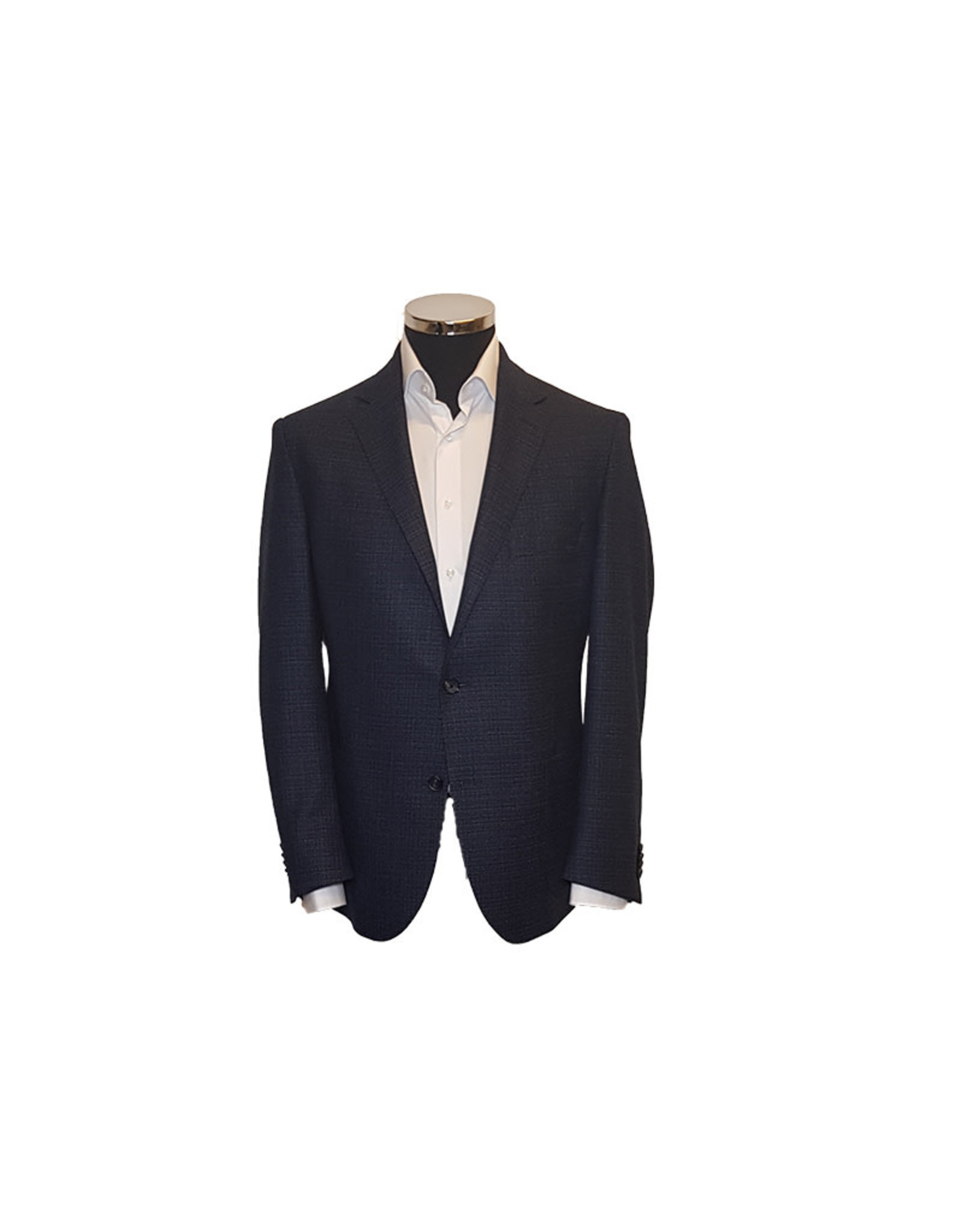 Eduard Dressler Dressler vest blauw Sendrik 26011/46