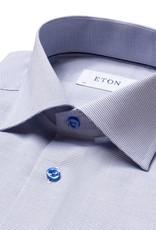 Eton Eton hemd blauw Contemporary 1769/25