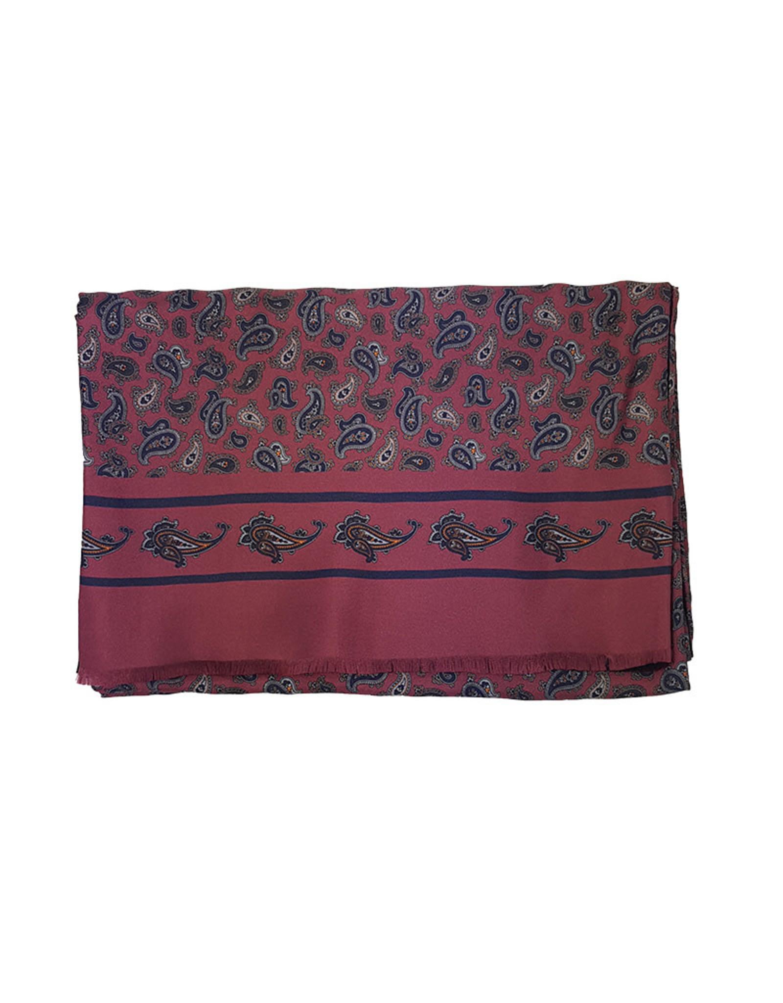 Ploenes Ploenes sjaal rood 195060/50