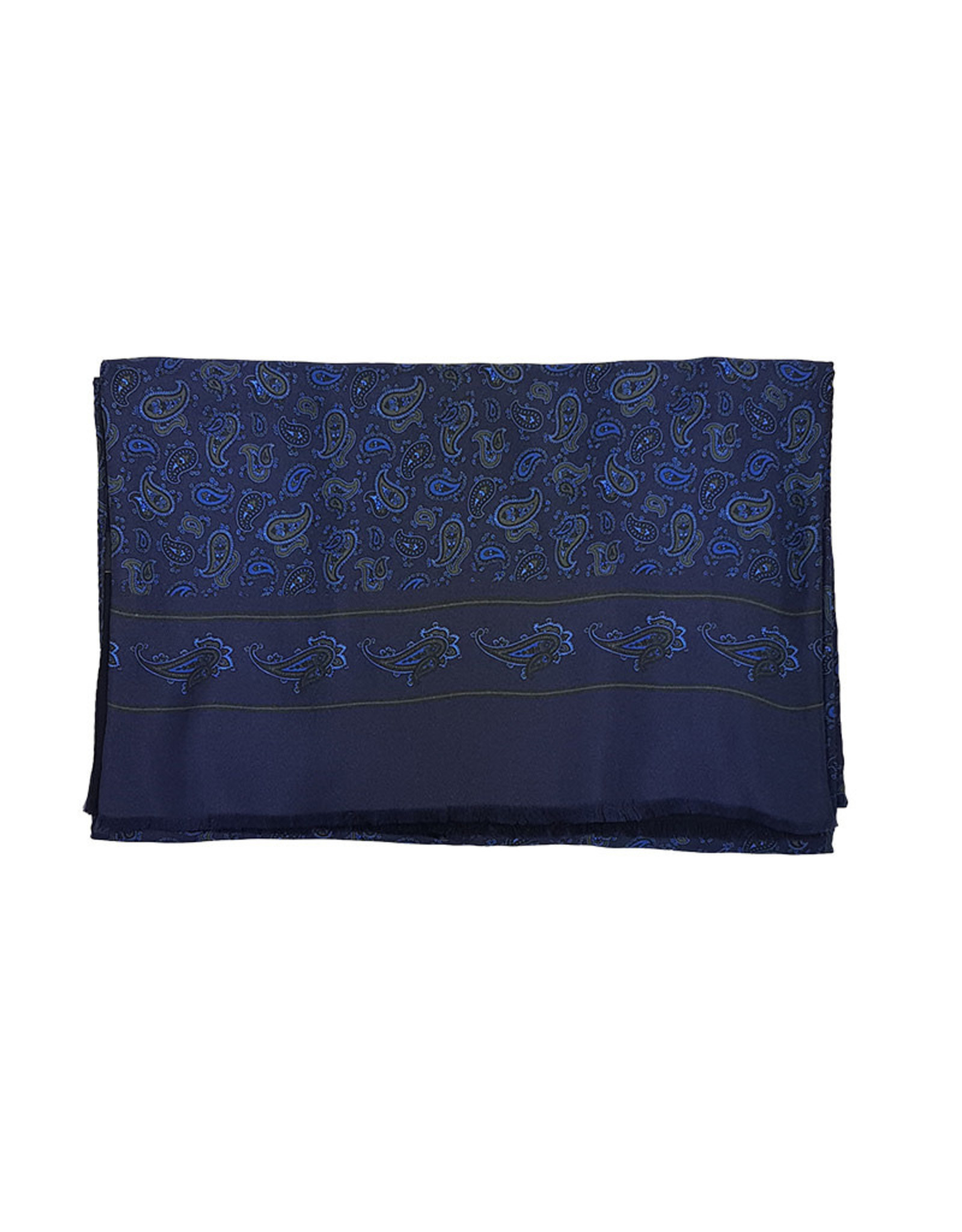 Ploenes Ploenes sjaal blauw 195060/30