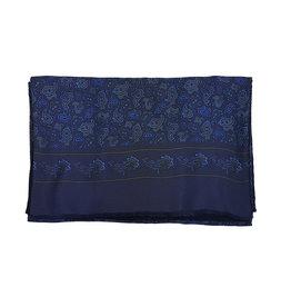 Ploenes Ploenes sjaal blauw