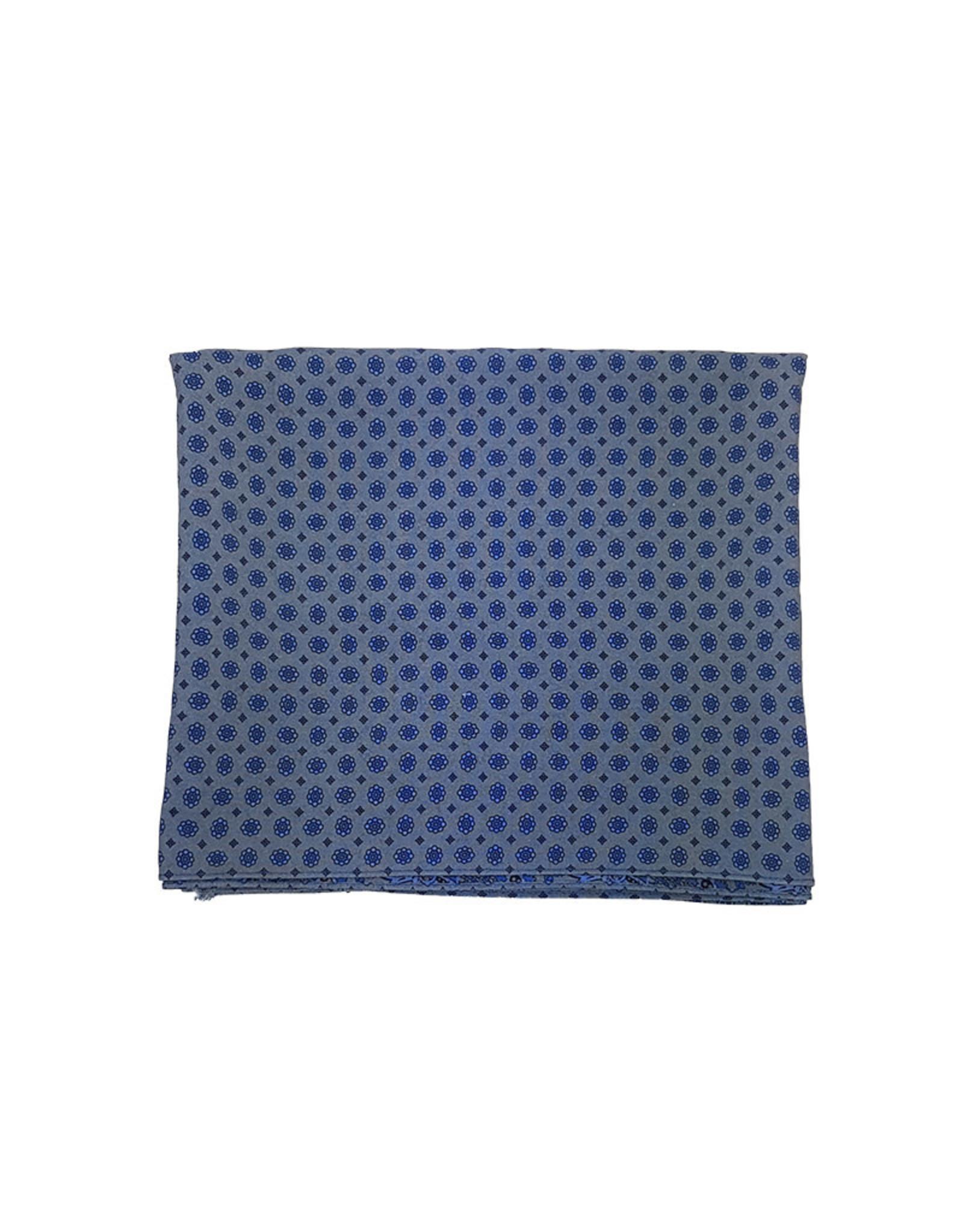 Fumagalli Fumagalli sjaal blauw Salvia