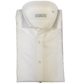 Ghirardelli Sandmore's hemd wit flannel Slimline