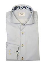 Stenströms Stenströms hemd lichtblauw gestreept Slimline  785111-1250/102