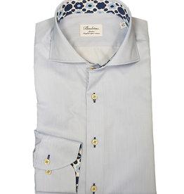 Stenströms Stenströms hemd lichtblauw gestreept Slimline