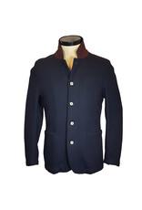 Waterville Waterville vest fleece blauw PIF