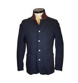 Waterville Waterville vest fleece blauw