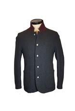 Waterville Waterville vest fleece grijs PIF