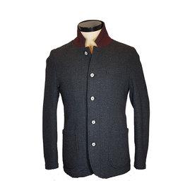 Waterville Waterville vest fleece grijs