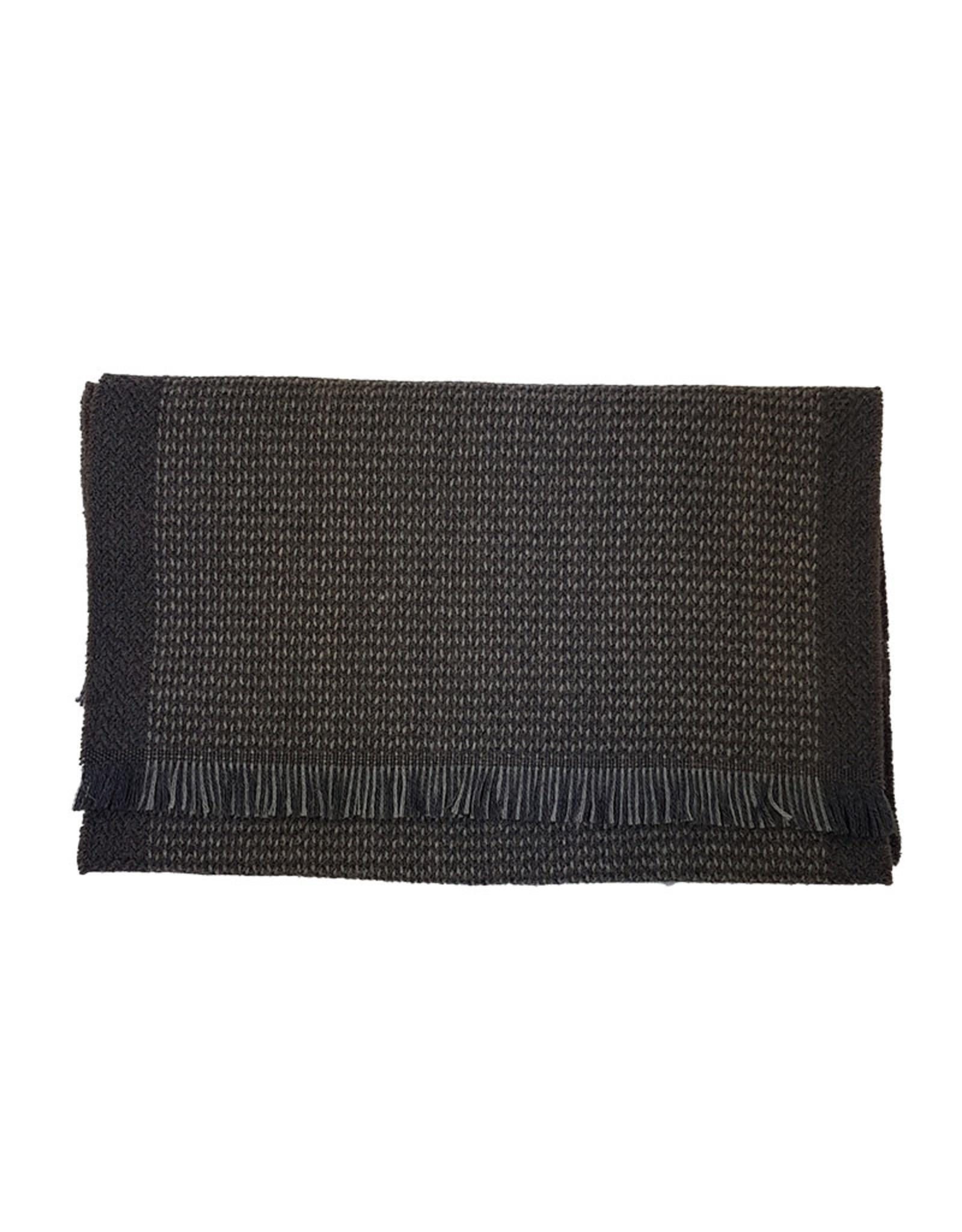 MA.AL.Bi MA.AL.BI sjaal bruin 101-92