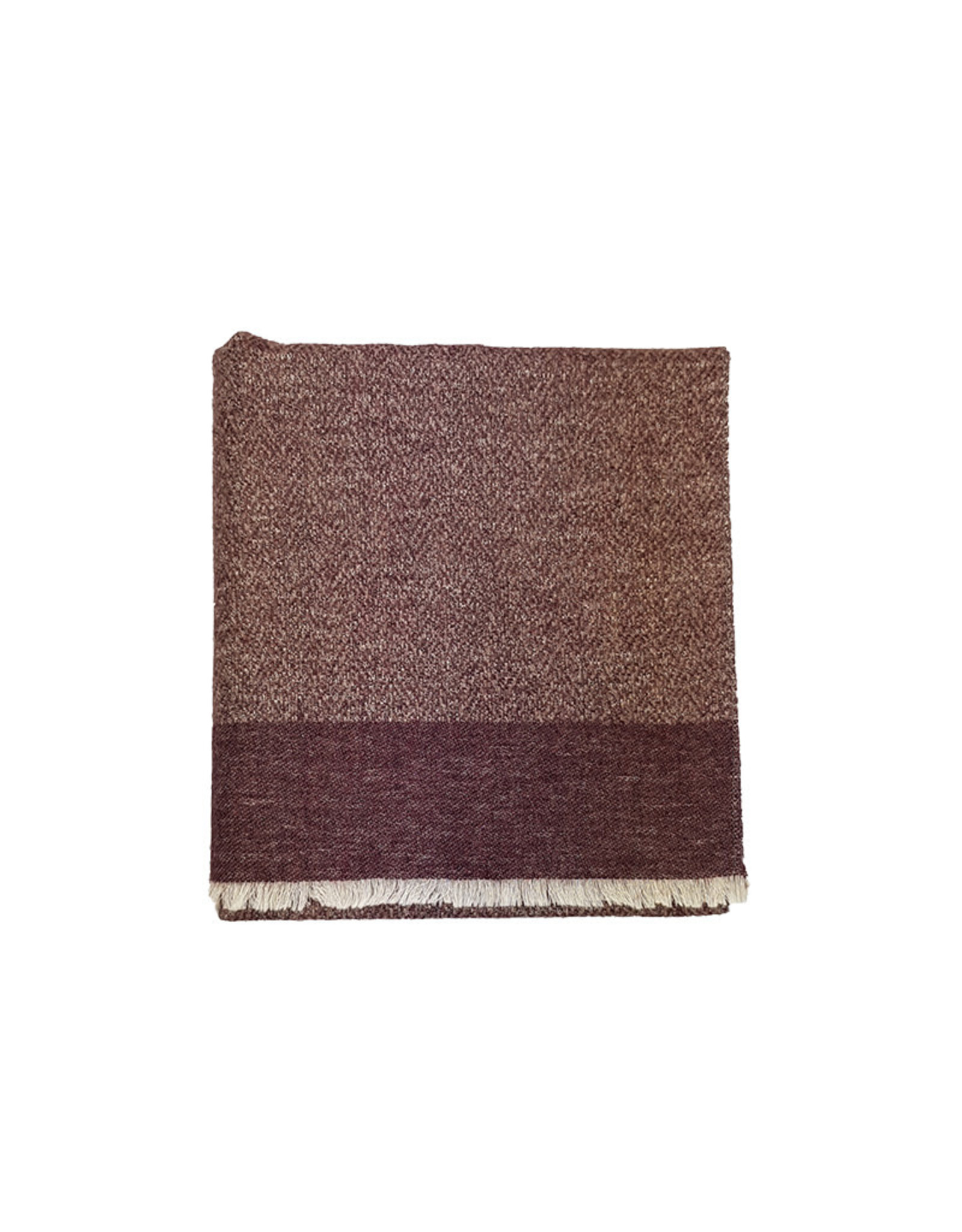 MA.AL.Bi MA.AL.BI sjaal bordeaux 635-6056