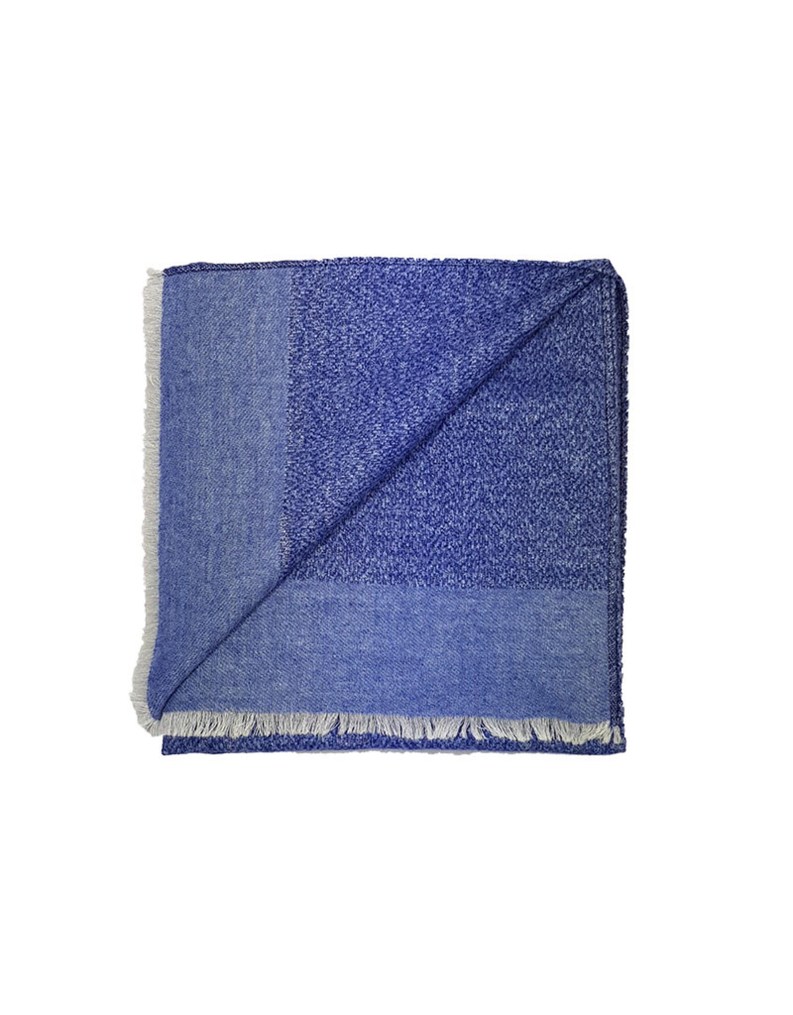 MA.AL.Bi MA.AL.BI sjaal blauw 635-6056