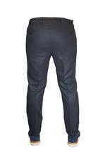Meyer Exclusive Meyer Exclusive broek wol grijs Bonn 8531/08
