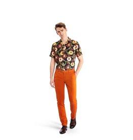 MMX MMX broek katoen oranje Lupus