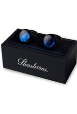 Stenströms Stenströms manchetknopen blauw MOP 900020/180