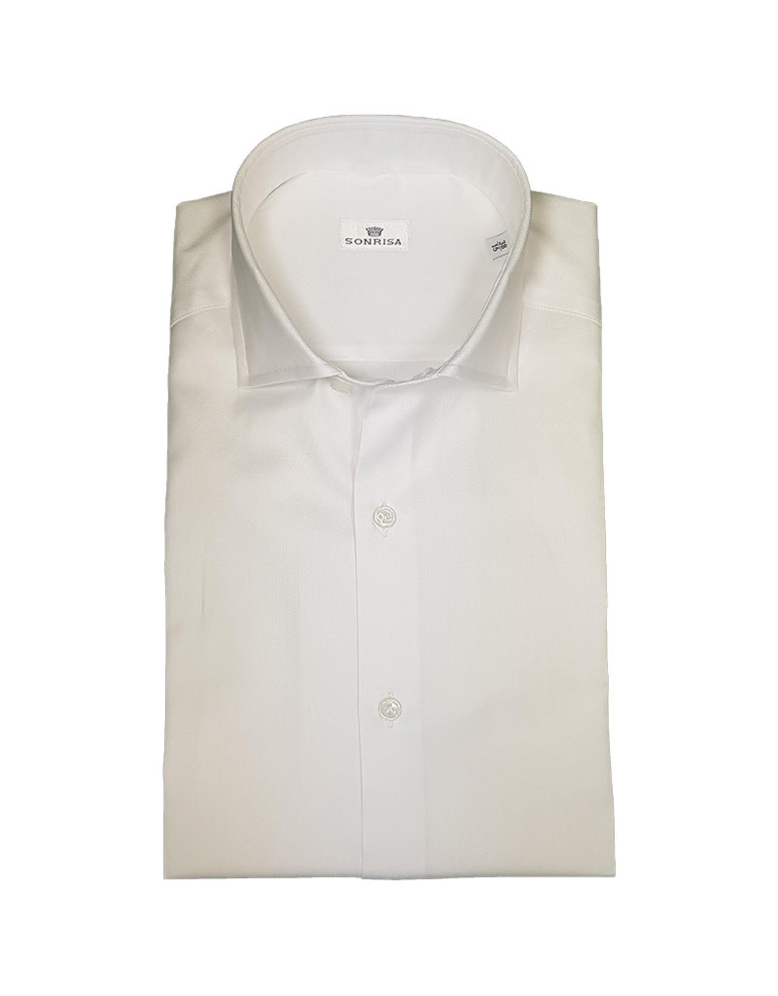 Sonrisa Sonrisa hemd wit Slimline P19 M270/01
