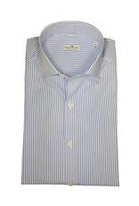 Sonrisa Sonrisa hemd lichtblauw gestreept Slimline Fior9 C4035/02