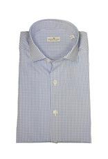 Sonrisa Sonrisa hemd lichtblauw geruit Slimline Fior9 C4036/02
