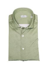 Sonrisa Sonrisa hemd groen Semi-slim FJ15 J134/13