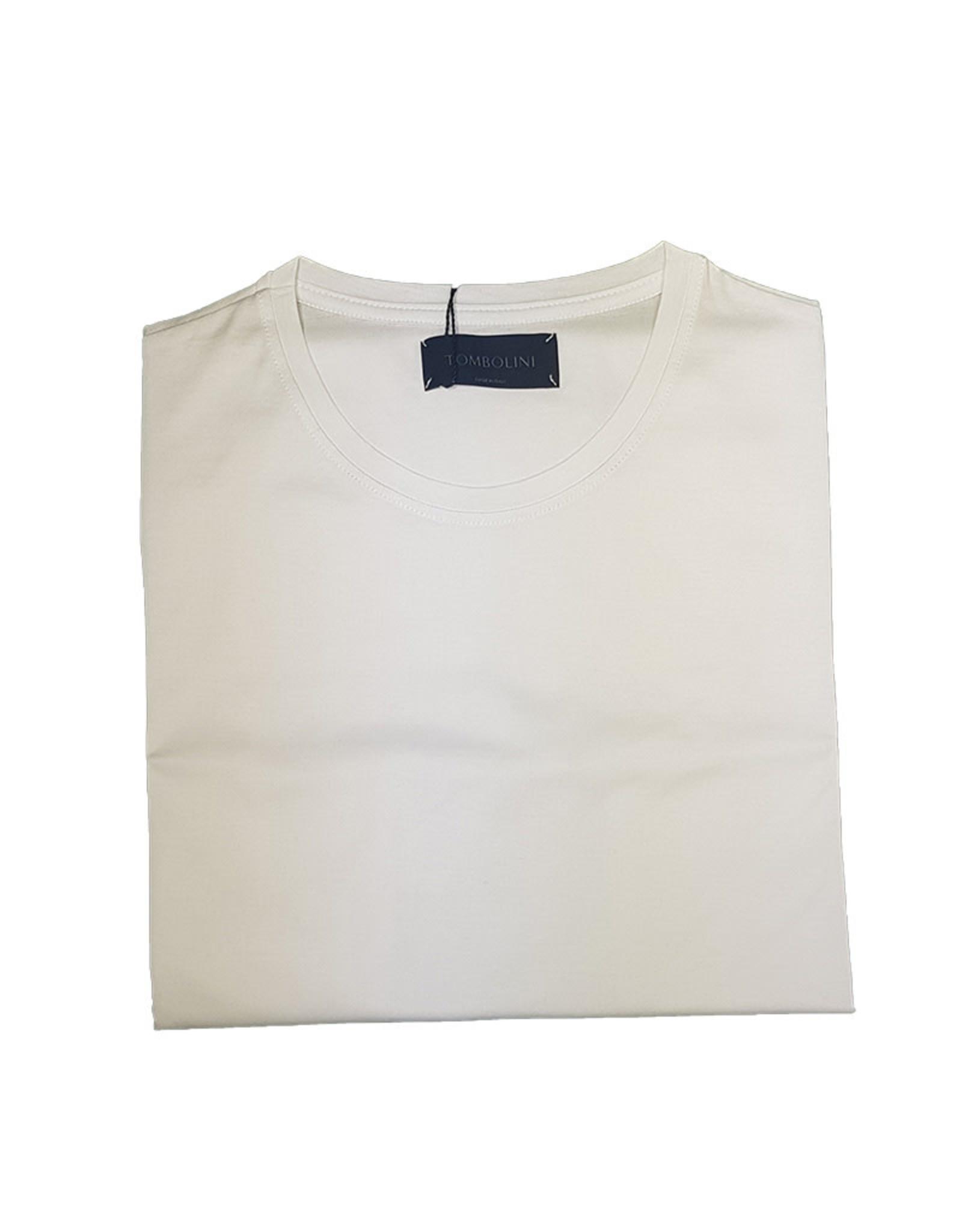 Tombolini TMB T-shirt wit ZJDR/U010 M:WJ10