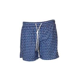 Gran Sasso Gran Sasso zwembroek blauw motief