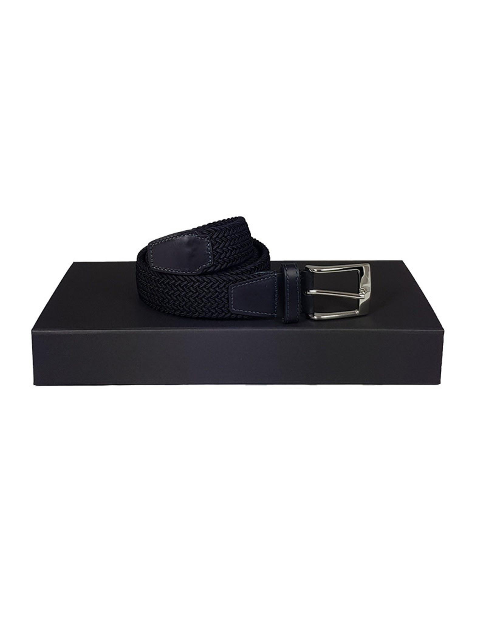 Belts+ Belts+ riem elastisch marine Andreas 19628/006
