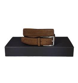 Belts+ Belts+ riem daim bruin Spaccato