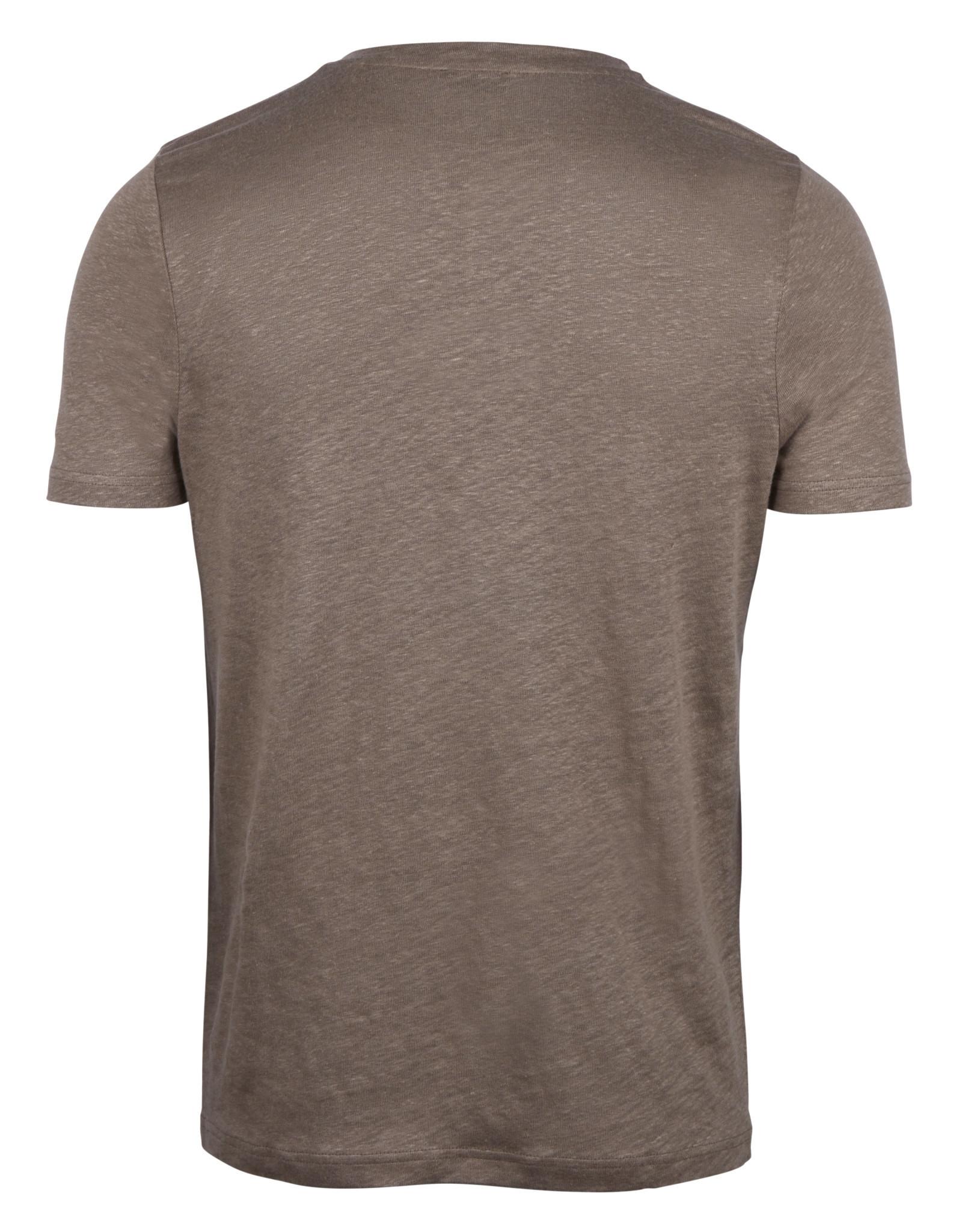 Stenströms Stenströms T-shirt beige 440038-2462/260