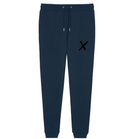 X-collection X-Jog new navy real black