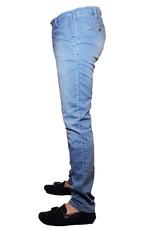 MMX MMX broek jeans lichtblauw Lupus 7097/16