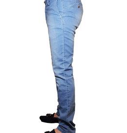 MMX MMX broek jeans lichtblauw Lupus