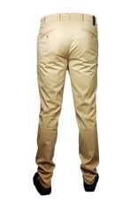 MMX MMX broek katoen geel Lupus 7301/42