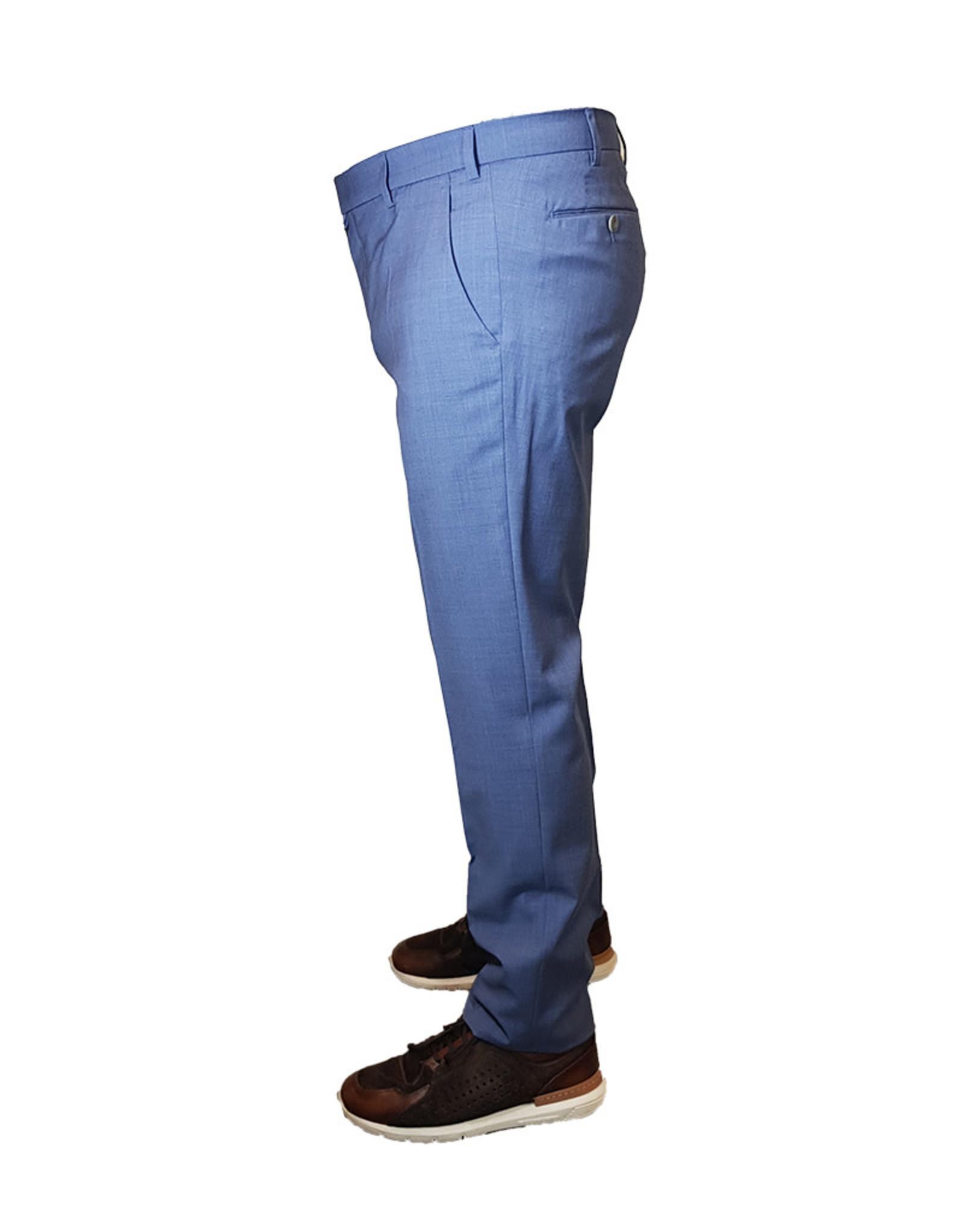 Meyer Exclusive Meyer exclusive broek wol lichtblauw 8204/16