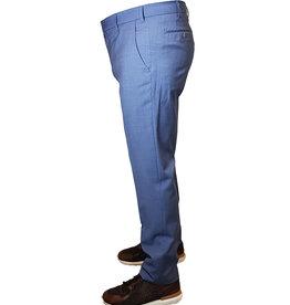 Meyer Exclusive Meyer exclusive broek wol lichtblauw