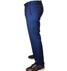 Hiltl Hiltl broek wol blauw Piacenza