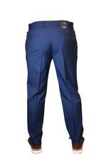 Hiltl Hiltl broek wol blauw Piacenza 33349/45