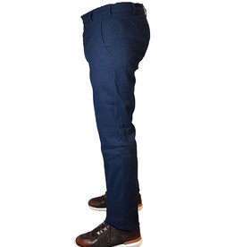 Meyer Exclusive Meyer Exclusive broek linnen blauw Bonn