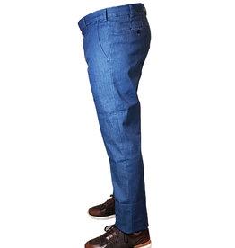 Meyer Exclusive Meyer Exclusive broek jeans blauw Bonn