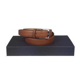 Belts+ Belts+ riem leder cognac Rio