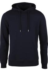 Stenströms Stenströms sweatshirt hoodie blauw 440046-2487/190