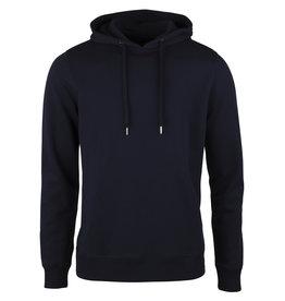 Stenströms Stenströms sweatshirt hoodie blauw