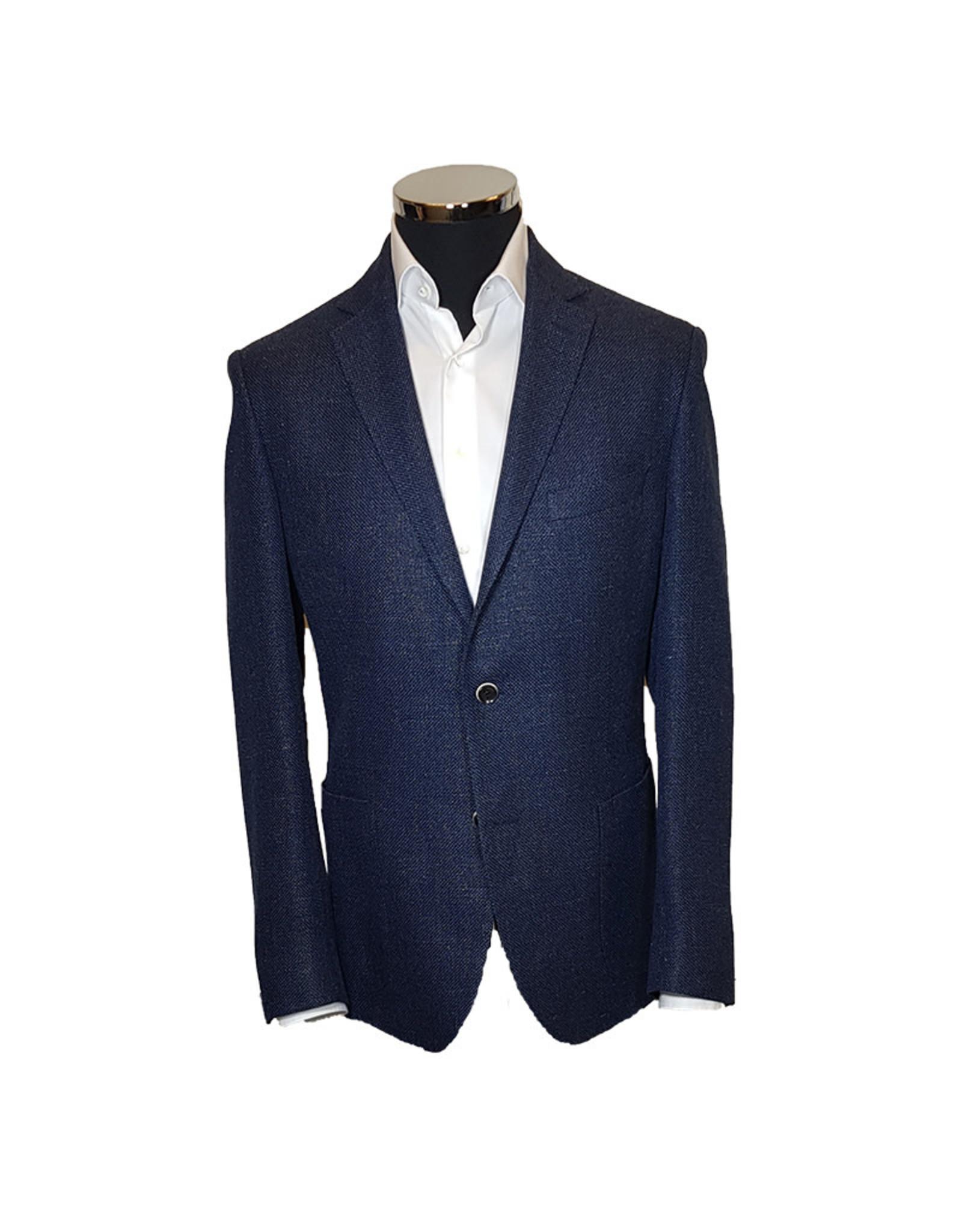 Eduard Dressler Dressler vest blauw 45057/45 Sendrik-HF