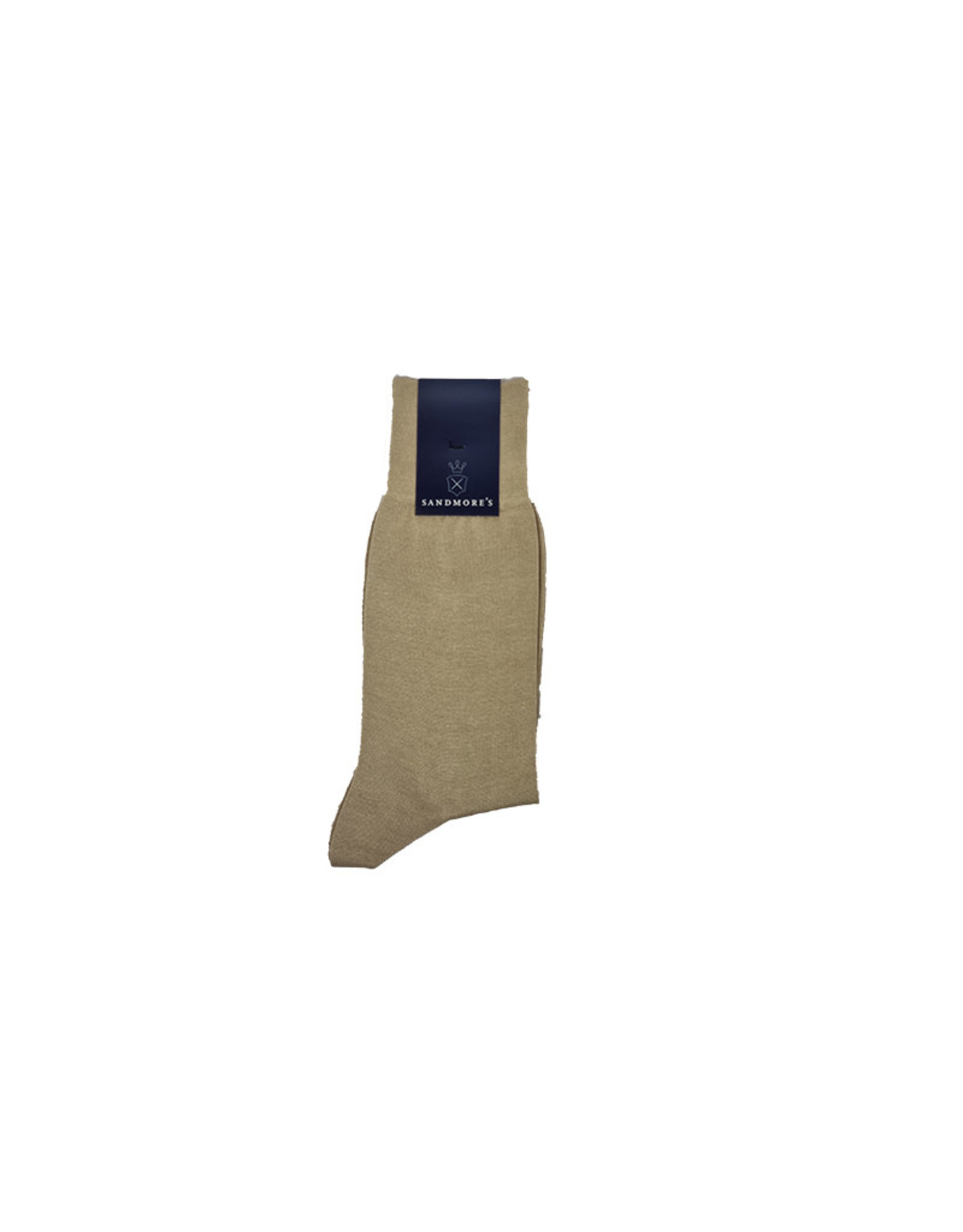 Russo Italia Sandmore's sokken katoen beige M505