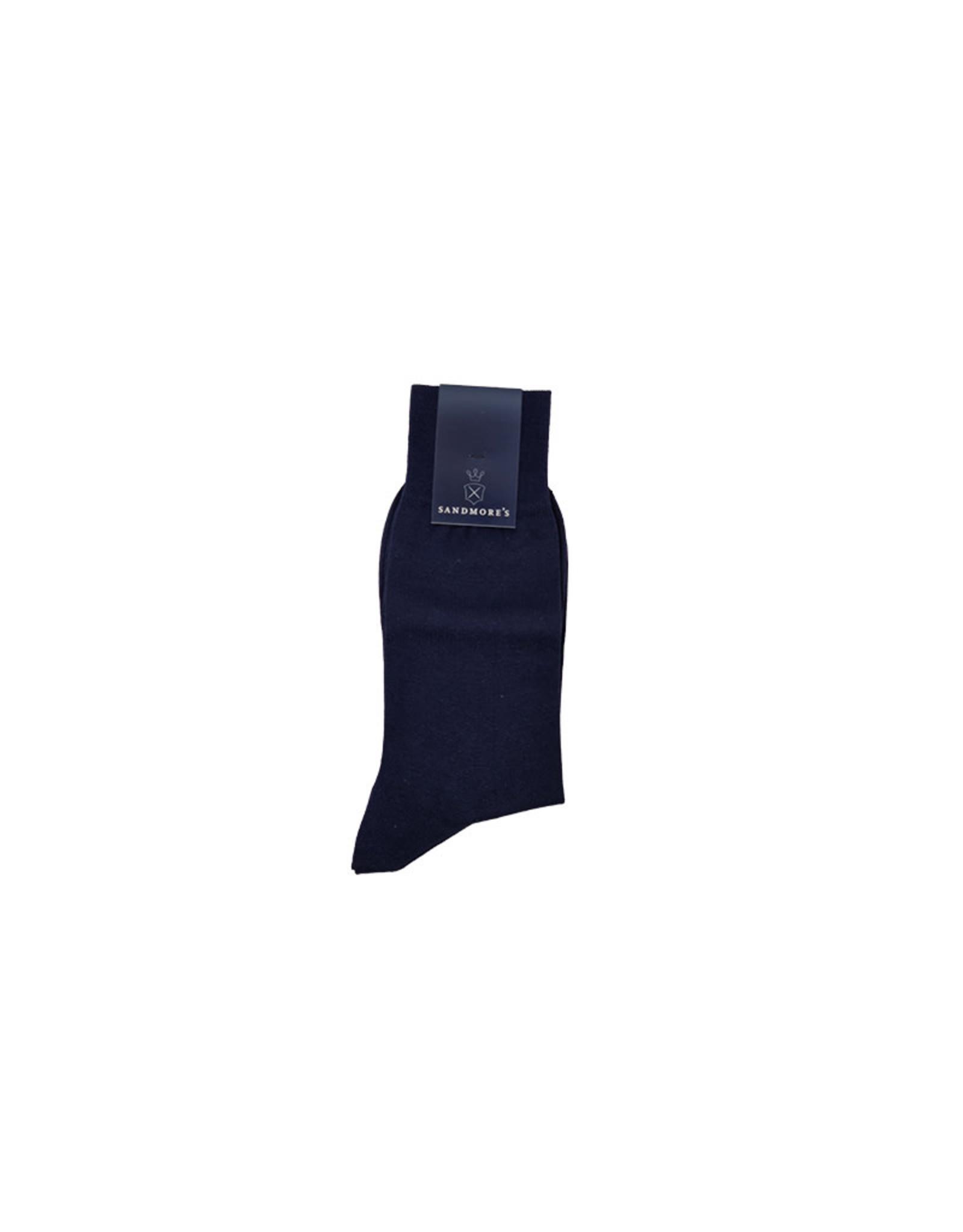 Russo Italia Sandmore's sokken katoen blauw M431