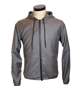 Tombolini TMB hoodie Zero Gravity bruin