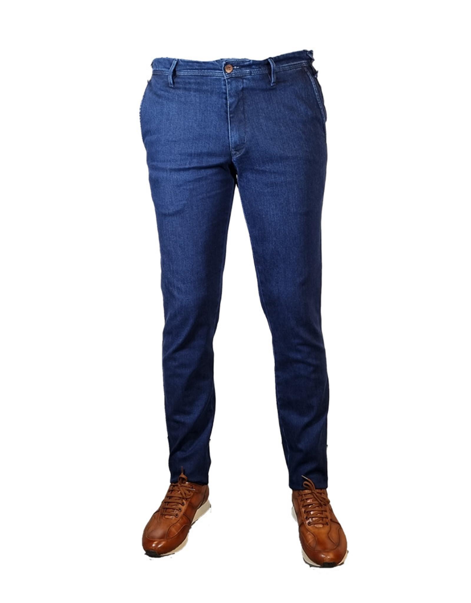 MMX MMX broek jeans blauw Lupus 7156/18