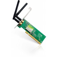 TP-LINK TL-WN851ND 300 Mb/s Wireless N PCI Adapter