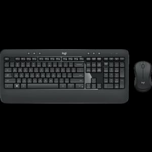 Logitech Logitech MK540 | Draadloos toetsenbord + muis | Qwerty